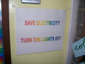 saveelectricity