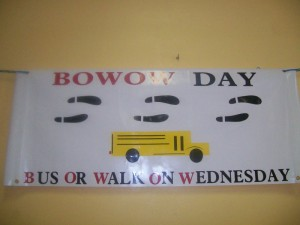 BOWOW sign