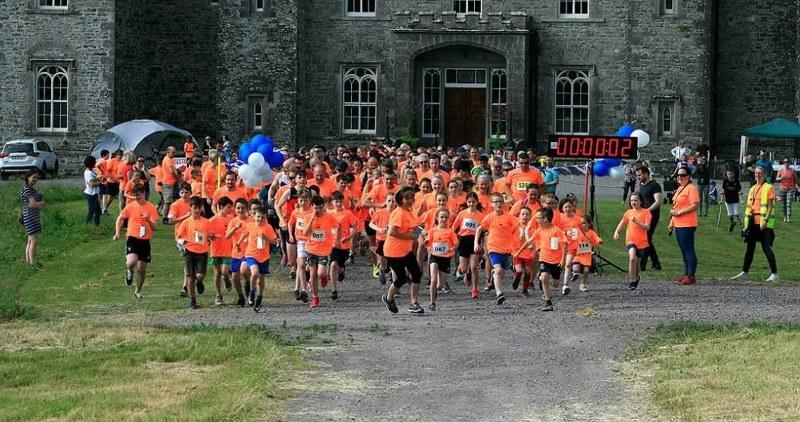 5K Slane Castle Trail Run